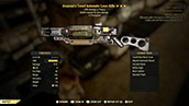 Assassin`s Tuned Automatic Laser Rifle - Level 45
