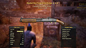Bloodied Short Pump Action Shotgun - Level 45
