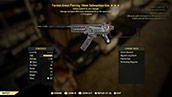 Furious Armor Piercing 10mm Submachine Gun - Level 50