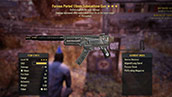 Furious Ported 10mm Submachine Gun - Level 50