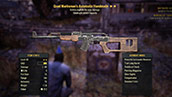 Quad Marksman`s Automatic Handmade - Level 45
