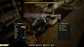 Two Shot Hardened Piercing 10mm Submachine Gun - Level 30