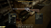 Two Shot Prime Lever Action Rifle - Level 45