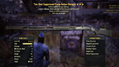 Two Shot Suppressed Pump Action Shotgun - Level 45