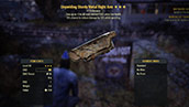 Unyielding Sturdy Metal Right Arm - Level 50