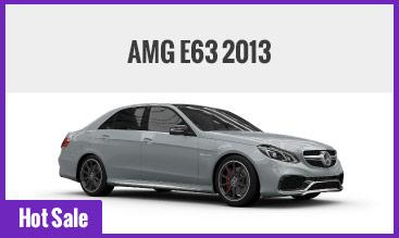 AMG E63 2013