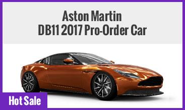 Aston Martin DB11 2017 Pro-Order Car
