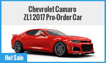 Chevrolet Camaro ZL1 2017 Pro-Order Car