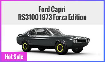 Ford Capri RS3100 1973 Forza Edition