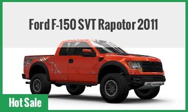 Ford F-150 SVT Rapotor 2011