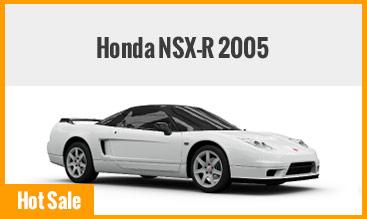 Honda NSX-R 2005