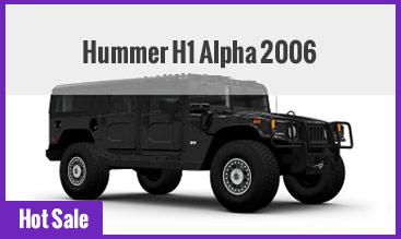 Hummer H1 Alpha 2006