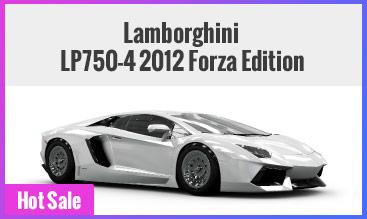 Lamborghini LP750-4 2012 Forza Edition