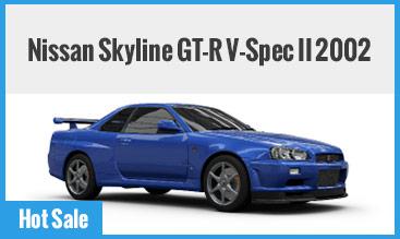 Nissan Skyline GT-R V-Spec II 2002