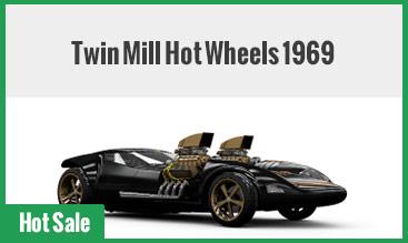 Twin Mill Hot Wheels 1969