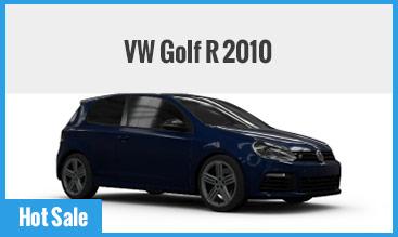 VW Golf R 2010
