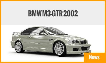 BMW M3-GTR 2002