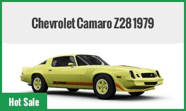 Chevrolet Camaro Z28 1979