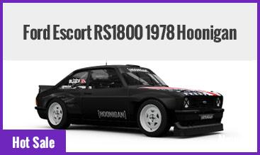 Ford Escort RS1800 1978 Hoonigan