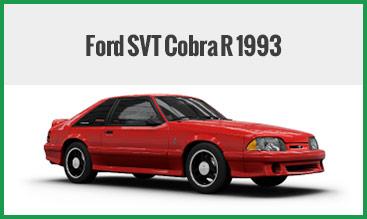 Ford SVT Cobra R 1993