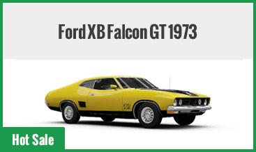 Ford XB Falcon GT 1973