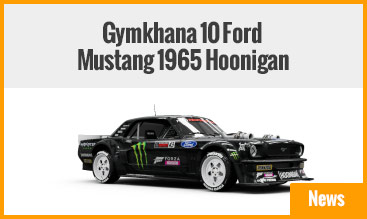 Gymkhana 10 Ford Mustang 1965 Hoonigan