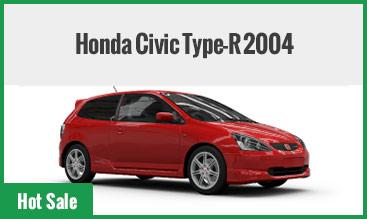 Honda Civic Type-R 2004
