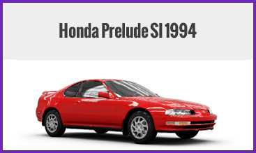 Honda Prelude SI 1994