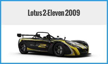 Lotus 2-Eleven 2009