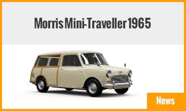 Morris Mini-Traveller 1965