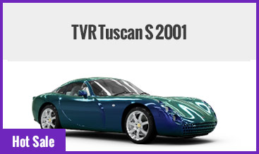 TVR Tuscan S 2001