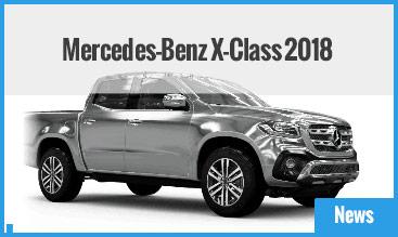 Mercedes-Benz X-Class 2018