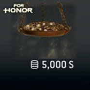 5000 FH Steel Credits