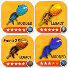 MODDED&LEGACY Jack O Launcher Package
