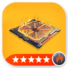 Flame Grill Floor Trap - 5 Stars[Fire]
