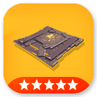 Floor Launcher - 5 Stars - MAXED