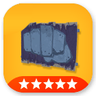 Wall Launcher - 5 Stars - MAXED