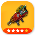 Dragon`s Fury - 4 Stars