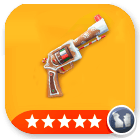 Ginger Blaster - 5 Stars[Physical] - MAXED