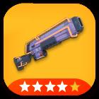Helium Shotgun - 4 Stars[Energy] - MAXED