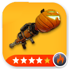 Jack O Launcher - 4 Stars[Fire] - MAXED