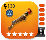 Popshot - 5 Stars[Water] - Perfect Match Maxed Perks