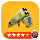 Quad Launcher - 4 Stars[Fire]