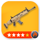 Siegebreaker - 4 stars[Fire] - MAXED