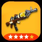 Vacuum Tube Rifle - 4 Stars