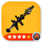 Bazooka - 4 stars[Fire] - Maxed