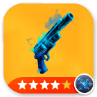 Ghost Pistol - 4 stars[Energy] - MAXED