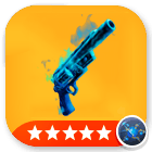 Ghost Pistol - 5 stars[Energy] - MAXED