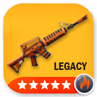 Grave Digger - 5 Stars[Fire] - LEGACY
