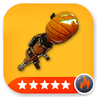 Jack O Launcher - 5 stars[Fire] - MAXED